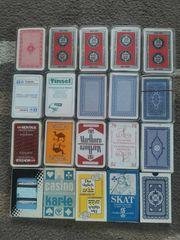 20 Packungen Skatkarten