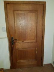Antik Zimmertür Tür Holztür massiv