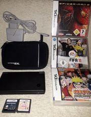 Nintendo DSi Original Konsole schwarz