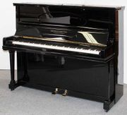 Klavier Grotrian-Steinweg 125 schwarz poliert