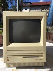 McIntosh SE Apple Rechner von