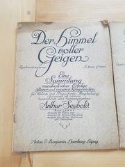Notenblätter für Violine