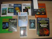 Aquarienbücher