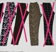 Leggings gr 176