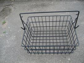 Medizinische Hilfsmittel, Rollstühle - Korb für Rollator Rollatorkorb Metallkorb