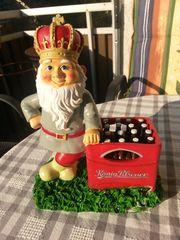 Gartenzwerg Hermann aus der König