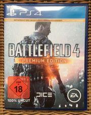 PS4 Spiele Battlefront Battlefield 4