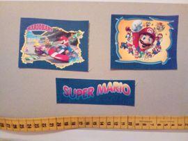 Super Mario Aufnaeher zum perfekten Anpassen