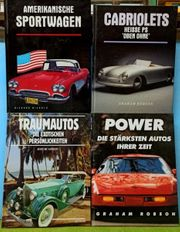 Buch US-Sportwagen - Cabriolets - Traumautos - Power Autos