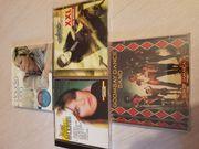 4 Original Musik CD s