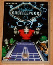 CD-ROM - Nightclub - SHUFFLEPUCK - PC-Spiel - NEU