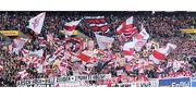 2 x Sitzplatz VfB Stuttgart-Mönchengladbach