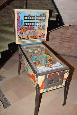 Spiele, Automaten - Gottlieb s Fast Draw Flipper