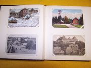 Ansichtskarten Alben mit ca 300