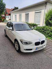 BMW 116i F20 Benziner