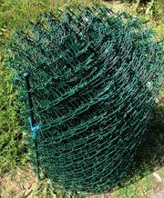 Maschendrahtzaun grün 80 cm ca