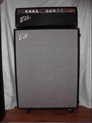 ELK Modell ED 80 Voll-Röhren-Topteil