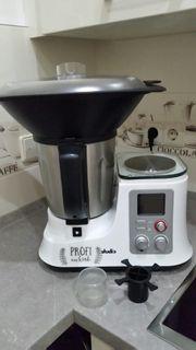 Studio Küchenmaschine mit Kochfunktion