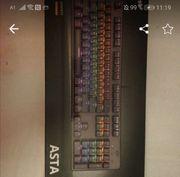 Asta GTX mechanical Gaming Keyboard