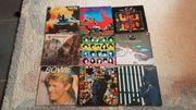 Schallplatten Vinyl Lps Sammlung Rock