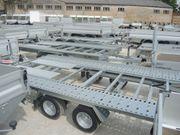 Gebrauchter Humbaur FTK274020 Autotransporter Fahrzeugtransporter