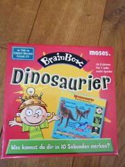 BrainBox Dinosaurier Merkspiel