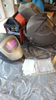 Elektrodenschweissgerät Kemppi Master 2200 mit