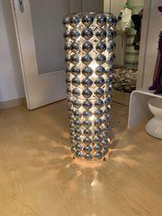 Lampe Kare Silber