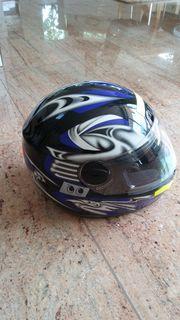 Motorradhelm L 59 60