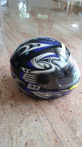 Motorradhelm L 59/60