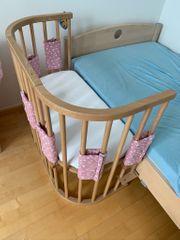 Original Babybay Beistellbett inclusive Matratze