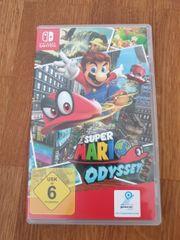 Super Mario Odyssey für die