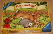Spiel Hase und Igel - Ausgabe