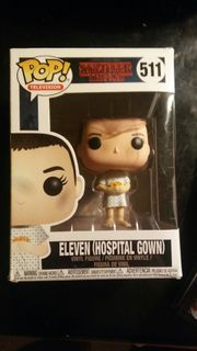 Funko Pop Eleven hospital gown
