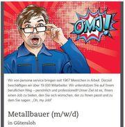 Metallbauer m w d 0