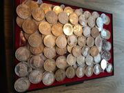 5 DM Münzen Münzsammlung Konvolut