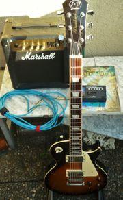 Gitarren Set J D Les