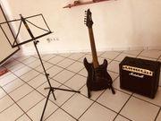 E Gitarre Rocket Spezial