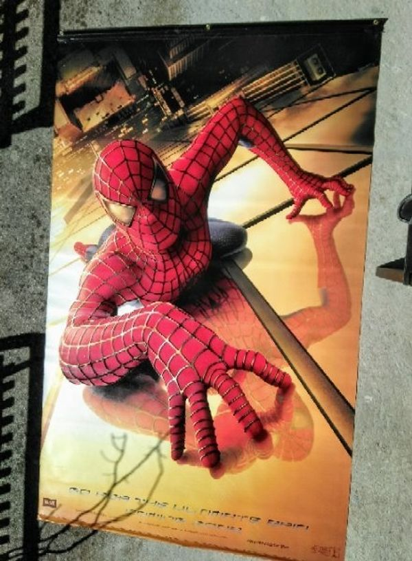 GROSSE Spiderman Plane