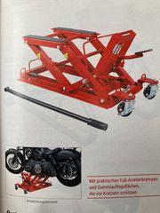Verkaufe Hydraulik-Heber Rothewald