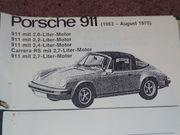 Porsche 911 Reparaturanweisung