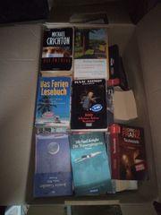 16 Kisten Bücher abzugeben Lexika