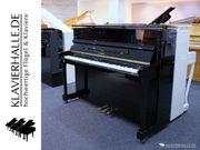Euterpe Klavier 112 Bechstein-Gruppe schwarz