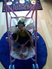 Puppenbuggy zusammenklappbar