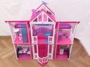 Barbie Puppenhaus California 3 Etagen