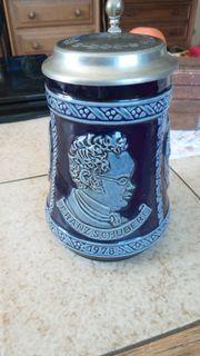 Bierkrug Sammelkrug Franz Schubert Edition