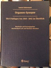 Hahnemann Organon-Synopse