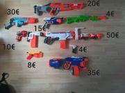 Nerf Sammlung