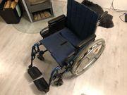 Rollstuhl Firma SOPUR