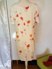 Elegantes Sommer Kleid Volant und